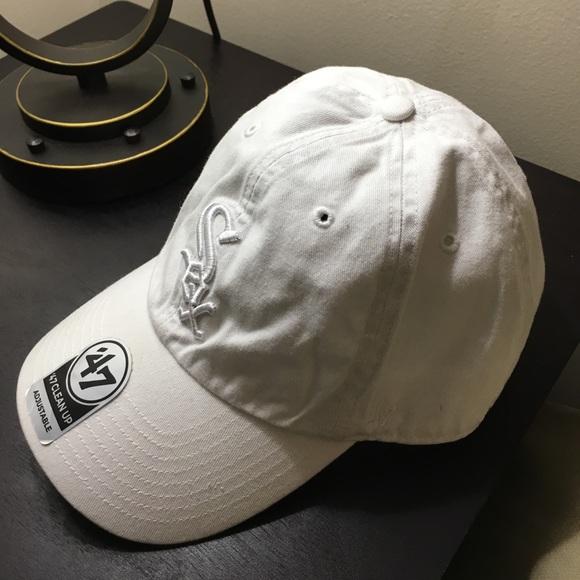 e3ccd328 47 Accessories | New Chicago White Sox Dad Hat | Poshmark